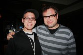 w/ Steven Page, formerly of Barenaked Ladies