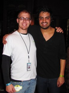w/ Young the Giant's Sameer Gadhia